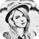 Pencil Sketch - Photo Editor with 4269 active installs and 11k+ total downloads