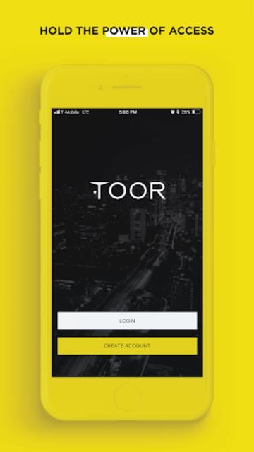 TOOR - Smart Access screenshot 1