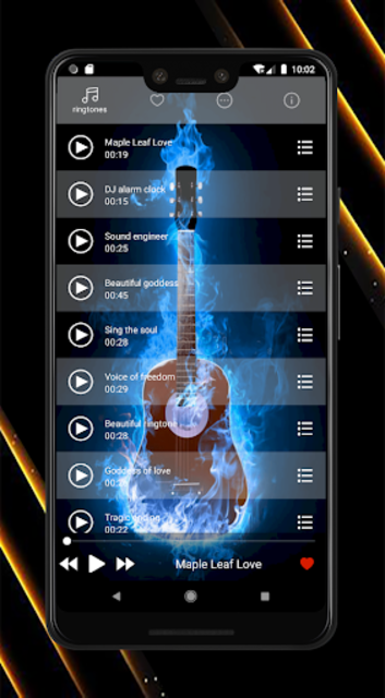 Top 100 best ringtones screenshot 2