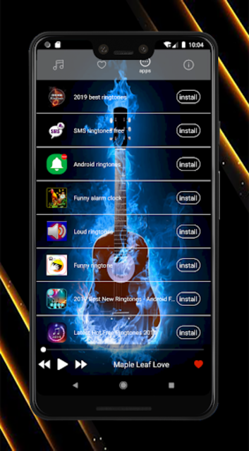 Top 100 best ringtones screenshot 5