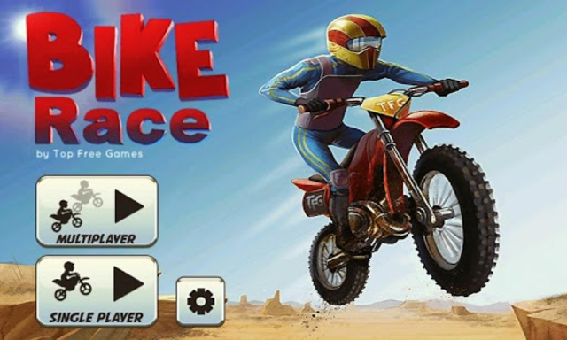 Bike Race Pro by T. F. Games screenshot 1