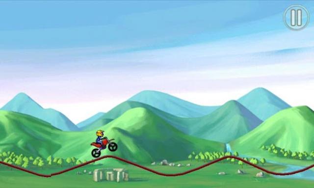 Bike Race Pro by T. F. Games screenshot 2