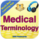 Icon for Medical Terminology By Topic: 22 Topics 3000 Terms