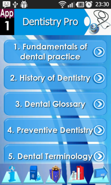 Dentistry Comprehensive Review screenshot 2