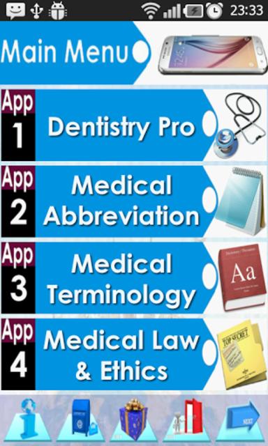 Dentistry Comprehensive Review screenshot 3