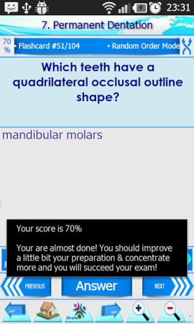 Dentistry Comprehensive Review screenshot 4