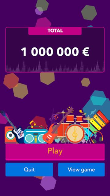 Millionaire Music Quiz screenshot 3