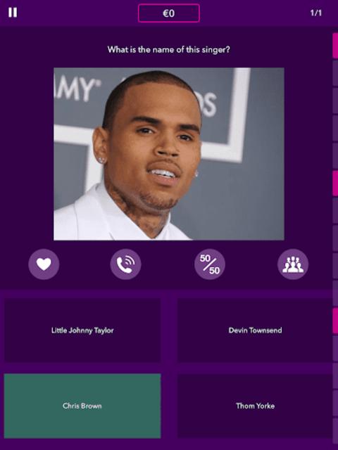 Millionaire Music Quiz screenshot 6