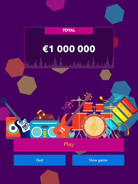 Millionaire Music Quiz screenshot 8