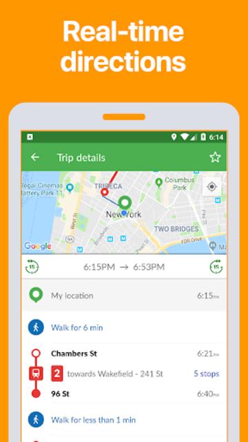 Boston Transit • MBTA Bus & Subway Tracker screenshot 3