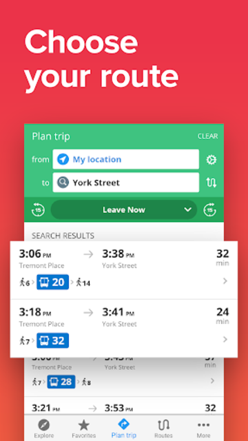 Denver Transit • RTD bus & train times screenshot 2