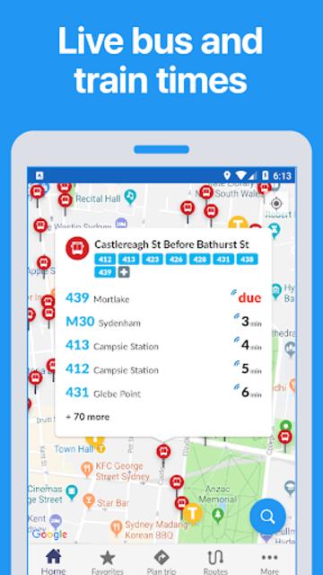Las Vegas Transit •RTC rail & bus times screenshot 1