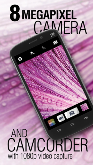 ZTE Grand X Plus Demo screenshot 1