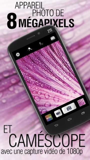 ZTE Grand X Plus Demo screenshot 2