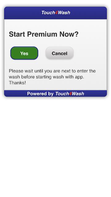 Touch4Wash screenshot 4