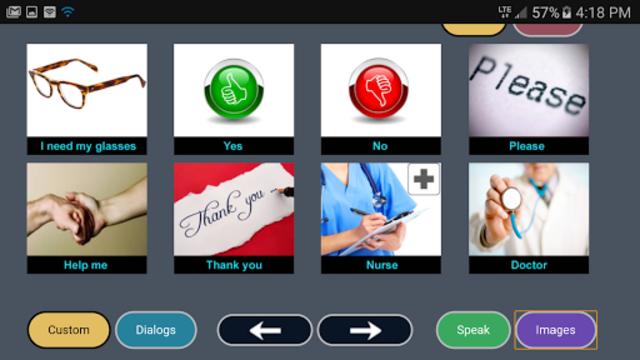 Touch Voice Gold screenshot 2