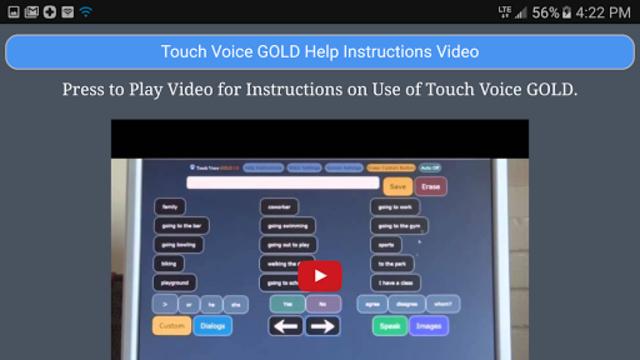 Touch Voice Gold screenshot 6