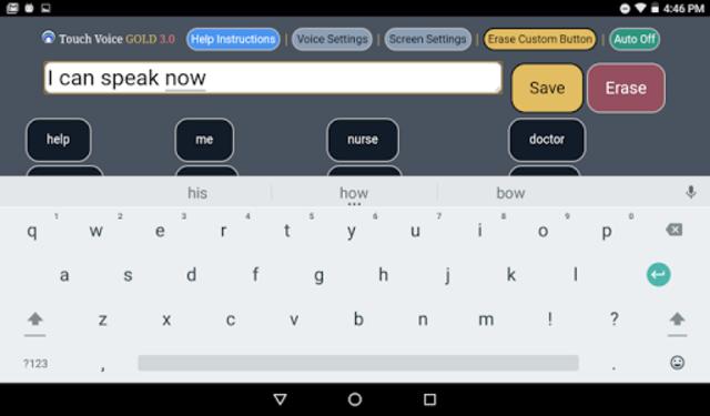 Touch Voice Gold screenshot 17