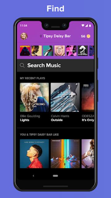 TouchTunes screenshot 2
