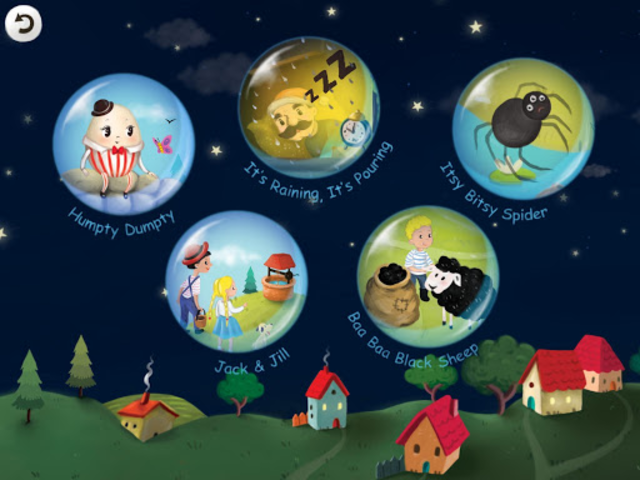 Cute Nursery Rhymes, Poems & Songs For Kids Free screenshot 6