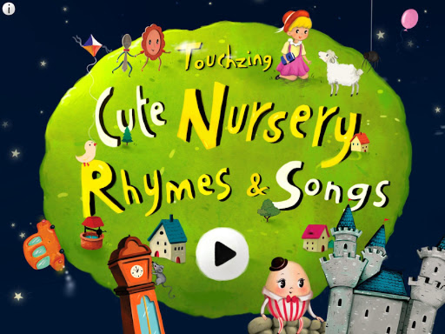 Cute Nursery Rhymes, Poems & Songs For Kids Free screenshot 10