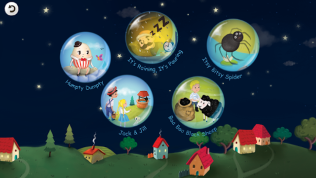 Cute Nursery Rhymes, Poems & Songs For Kids Free screenshot 11