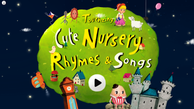 Cute Nursery Rhymes, Poems & Songs For Kids Free screenshot 15