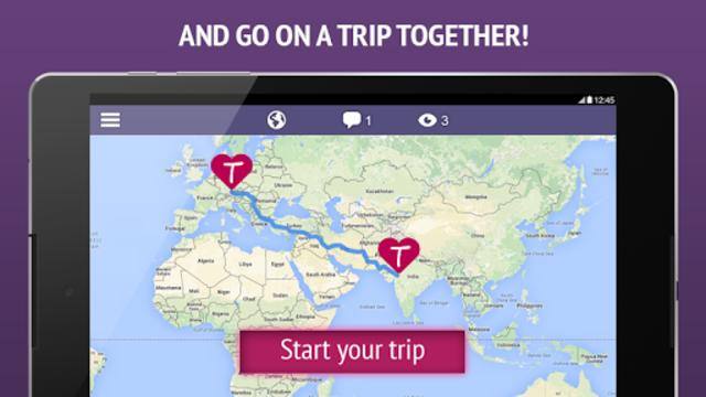 TourBar - Chat, Meet & Travel screenshot 9