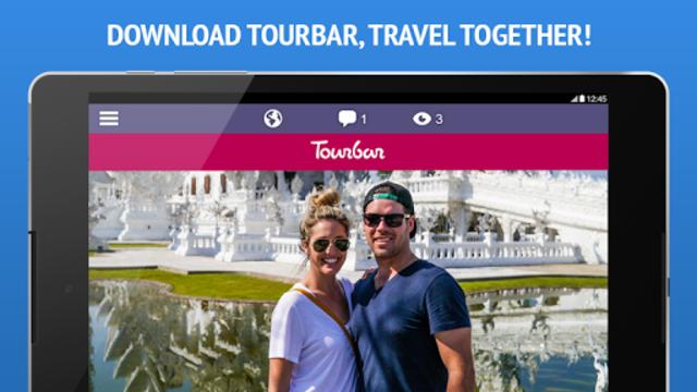TourBar - Chat, Meet & Travel screenshot 10