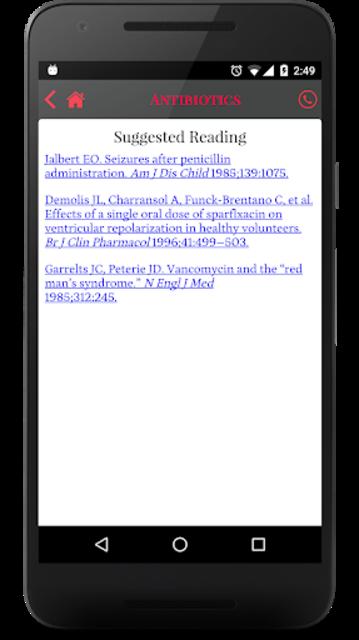 Tox Handbook screenshot 5