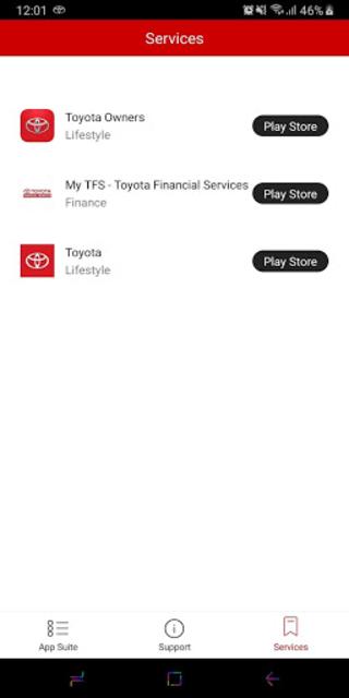 Entune™ 3.0 App Suite Connect screenshot 3