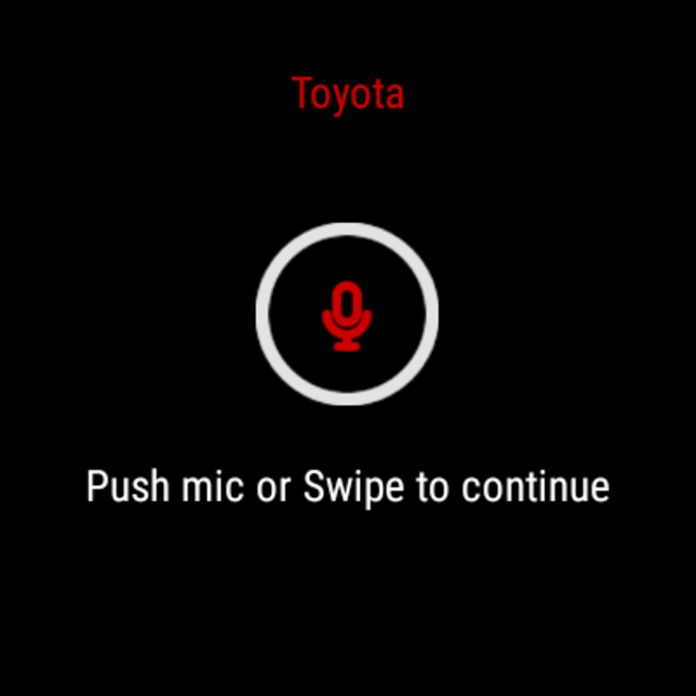 Toyota Remote Connect screenshot 8