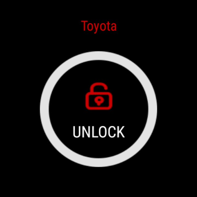Toyota Remote Connect screenshot 13