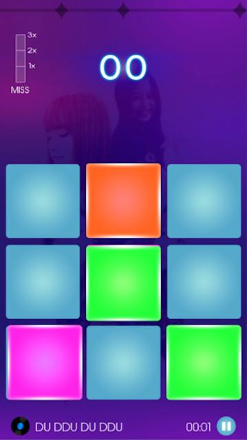 BLACKPINK Magic Pad: KPOP Music Dancing Pad Game screenshot 1