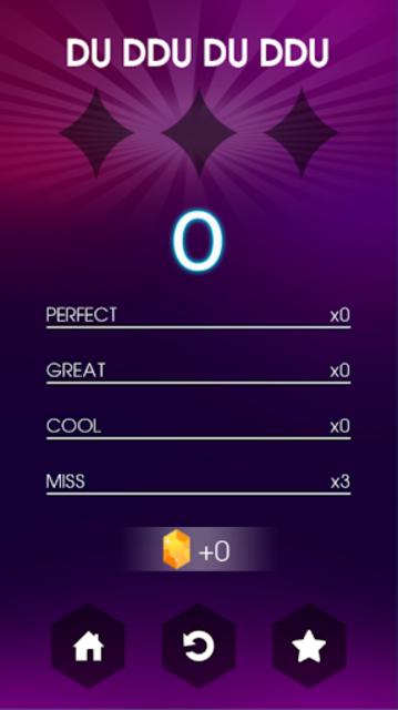 BLACKPINK Magic Pad: KPOP Music Dancing Pad Game screenshot 2