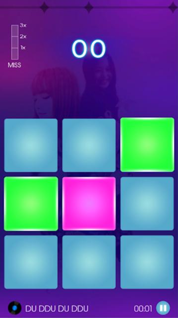BLACKPINK Magic Pad: KPOP Music Dancing Pad Game screenshot 3