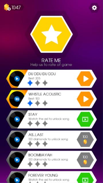 BLACKPINK Magic Pad: KPOP Music Dancing Pad Game screenshot 7
