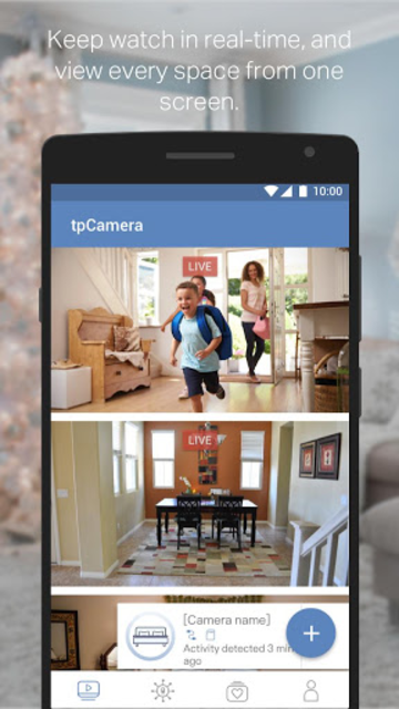TP-LINK tpCamera screenshot 1