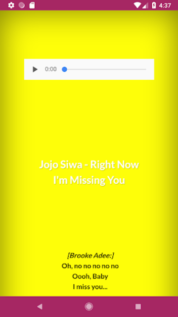 jojo siwa All Songs with Lyrics screenshot 3