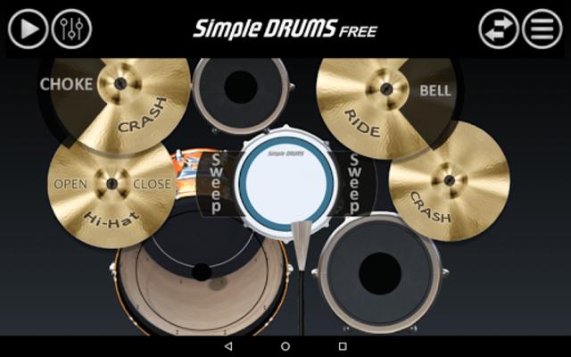 Simple Drums Free screenshot 14