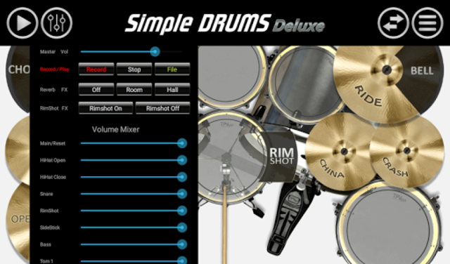 Simple Drums - Deluxe screenshot 2