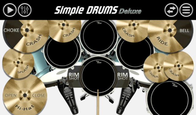 Simple Drums - Deluxe screenshot 3
