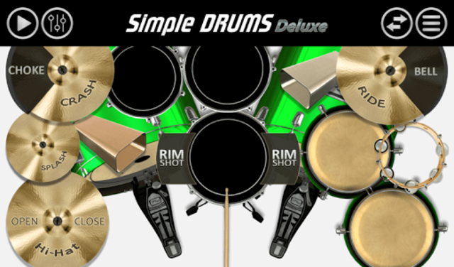 Simple Drums - Deluxe screenshot 4