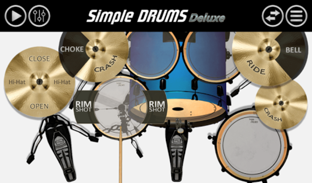 Simple Drums - Deluxe screenshot 5