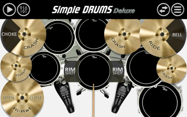 Simple Drums - Deluxe screenshot 7
