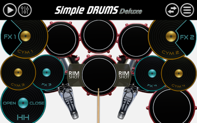Simple Drums - Deluxe screenshot 16