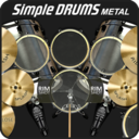 Icon for Simple Drums - Metal