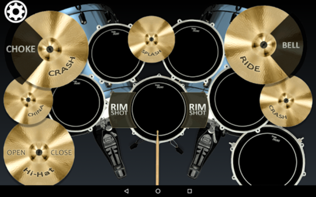 Simple Drums - Metal screenshot 4