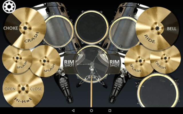 Simple Drums - Metal screenshot 11
