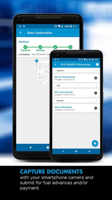 TQL Carrier Dashboard screenshot 9